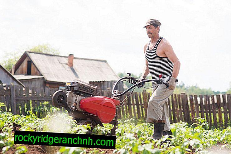 Vyrábíme kopcovitý traktor pro chodce za traktorem
