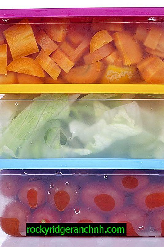 Reglas para almacenar zanahorias en el refrigerador