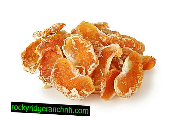 Benefits of Dried Tangerines